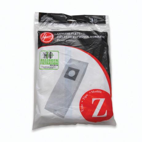 Type Z Allergen Bag