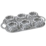 Nordic Ware Shortcake Baskets Baking Pan