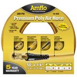 Premium Polyurethane Air Hose - 1/4 Inch x 50 Feet
