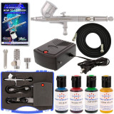 Master Airbrush Cake decorating system with mini compressor