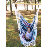 Brazilian Hammock Chair - Denim