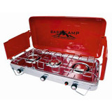 Camping Stove - Deluxe 3 Burner Stove