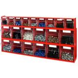 21 Storage Bin Organzier
