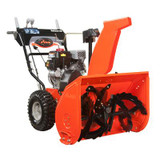 Ariens Deluxe 30 Electric Start 30 Inch Two Stage Snow Gas Snow Thrower With Auto Turn
