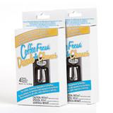 CoffeeFresh Descaler & Cleaner - 2 Pack