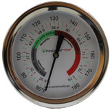 FreeGarden TEMP compost thermometer