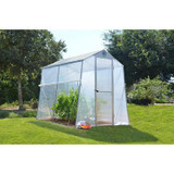 Deluxe Allegro Greenhouse - 6 Feet x 8 Feet