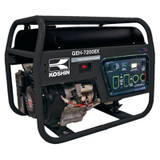 Generator (7200 watts) -Powered by Honda GX390 engine