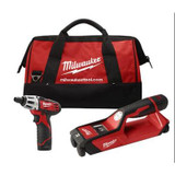 Milwaukee M12 Wall Scanner Combo