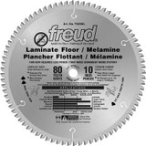 FREUD 10 In. Laminate Flooring Blade - 80 Teeth