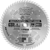FREUD 10 In. Multi-Purpose Industrial Blade - 60 Teeth