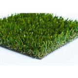 GREENLINE CLASSIC 54 FESCUE - Artificial Synthetic Lawn Turf Grass Carpet for Outdoor Landscape - 15 Feet x 25 Feet