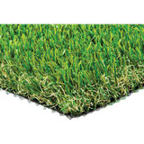 GREENLINE CLASSIC PREMIUM 65 FESCUE - Artificial Synthetic Lawn Turf Grass Carpet for Outdoor Landscape - 15 Feet x 25 Feet