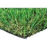 GREENLINE CLASSIC PREMIUM 65 SPRING - Artificial Synthetic Lawn Turf Grass Carpet for Outdoor Landscape - 15 Feet x 25 Feet