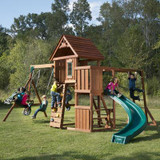 Cedar Brook Wood Complete Play Set