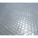 12-Feet x 24-Feet Oval 12-mil Solar Blanket for Above Ground Pools - Clear