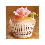 Cupcake Wrappers (Picket Fence)