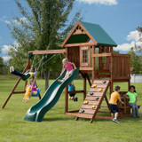 Knightsbridge Wood Complete Play Set