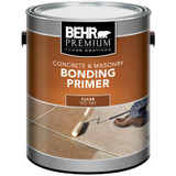BEHR PREMIUM Floor Coatings Concrete & Masonry Bonding Primer; 3.79 L
