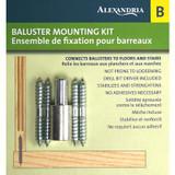 Baluster Fastening Kit