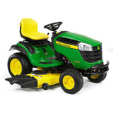 D170 25HP V-Twin-ELS Lawn Tractor; Hydrostatic Transmission; 54'' Cutting Deck