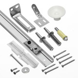 1.22m (48inches) Bifold Track and Hardware Kit