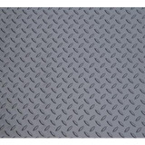 7.5 Feet x 14 Feet Metallic Graphite Small Car Mat
