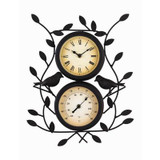 Garden - Indoor Outdoor Clock