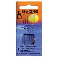 # 10 Pony Beading Needle With threader