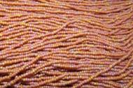 11/0 Czech Glass Seed Beads 6 String