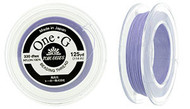 125 Yards Spool Toho One-G Thread Lt Lavender