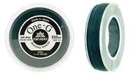 250 Yards Spool Toho One-G Thread Deep Green