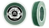 250 Yards Spool Toho One-G Thread Green