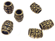 Antique bronze Plated Spacer Beads