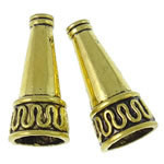 Antique Gold Plated Bead Cone