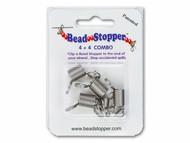 Bead Stopper Combo Pack (4 Regular, 4 Mini)