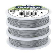 Beadalon 7strd .015 Bright 30Ft