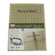 Beadsmith Macrame Board 11.5 X 15.5 Inches