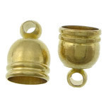 Bell End Cap Gold Plated