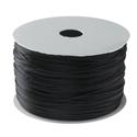 Elastic Cord 0.8mm Black Sold per 10 yards