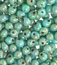 Miyuki 3.4 Mm Drop  Beads 15 Gram