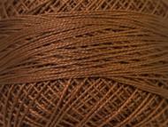Pearl Cotton DK Broz Brown #12 Beading Thread