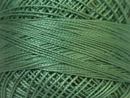 Pearl Cotton Hunter Green #12 Beading Thread