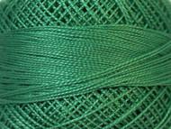 Pearl Cotton Sea Green #12 Beading Thread
