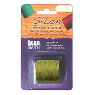 S-lon Bead cord Chartreuse 77 Yards