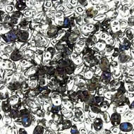 Superduo 2.5x5mm Crystal Helio
