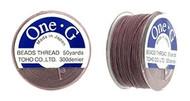 Toho One-G Thread 50 Yd Spl Mauve