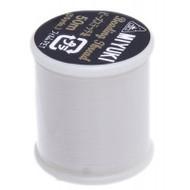 White Miyuki Beading Thread 50M Spool