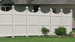 Vinyl Fencing in Northeast Ohio