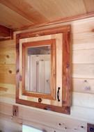 Medicine Cabinet w/ Mirror